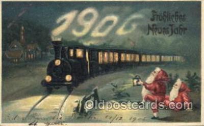 tra006185 - Train Trains Locomotive, Steam Engine,  Postcard Postcards