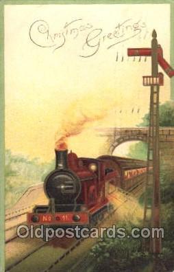 tra006225 - Train Trains Locomotive, Steam Engine,  Postcard Postcards