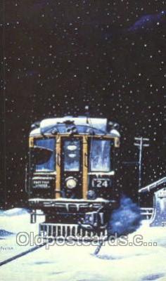 tra006228 - Train Trains Locomotive, Steam Engine,  Postcard Postcards
