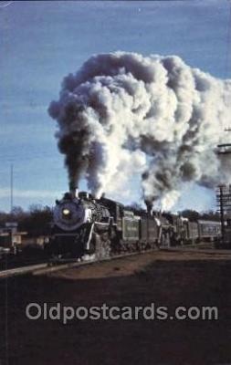 tra006229 - Southern Train Trains Locomotive, Steam Engine,  Postcard Postcards