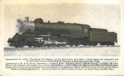 tra006292 - Locomotive Train Trains Locomotive, Steam Engine,  Postcard Postcards