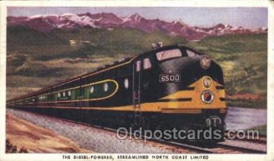 tra006339 - Northern Pacific, North Coast Limited, Pine Tree