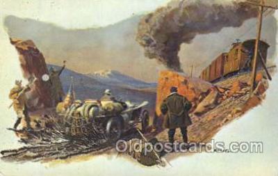 tra006370 - Thomas Flyer Train Trains Locomotive, Steam Engine,  Postcard Postcards