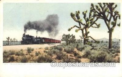 tra006427 - The California Limited Train Trains Locomotive, Steam Engine,  Postcard Postcards