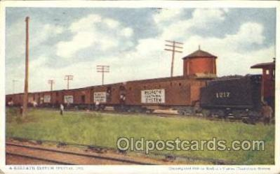 tra006529 - Redfath system special Train, Trains, Railroad, Railroads Postcard Postcards