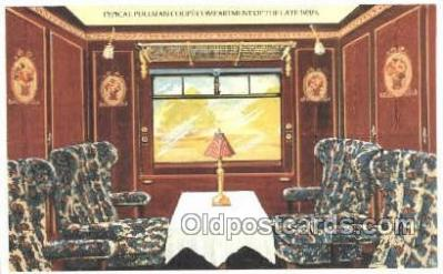 tra006604 - Pullman Car, London UK Train, Trains, Locomotive, Old Vintage Antique Postcard Post Card