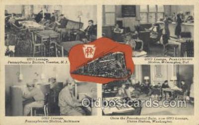 tra006717 - Union Station, Washington, USA Train Railroad Station Depot Postcards Post Cards