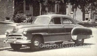 1951 Chevrolet Style line Deluxe
