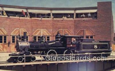 trn001220 - Railfair 81 Trains, Railroads Postcard Post Card Old Vintage Antique