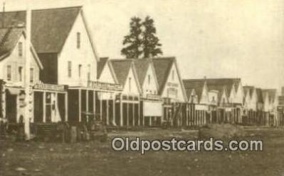 trn001235 - Repro Image Trains, Railroads Postcard Post Card Old Vintage Antique