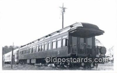 trn001507 - Trains, Railroads Postcard Post Card Old Vintage Antique