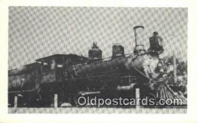 trn001622 - Trains, Railroads Postcard Post Card Old Vintage Antique