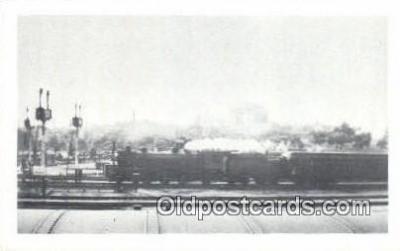 trn001629 - Trains, Railroads Postcard Post Card Old Vintage Antique