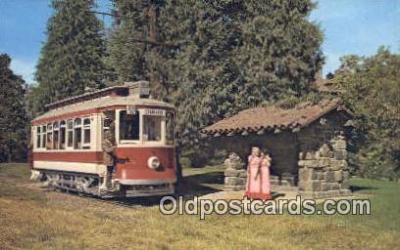 try001032 - Ride the Trolleys Yakima, Washington, USA