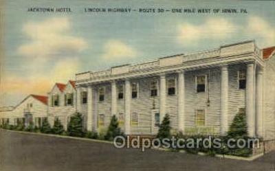 Jackson Hotel, Irwin, PA USA