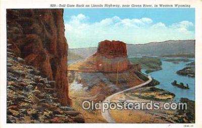 Lincoln Highway, Green River