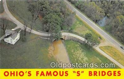 Ohios Famous S Bridge