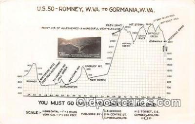US 50 Tomney W VA