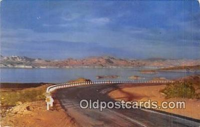 Highway & Lake Mead