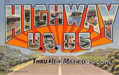 Highway US 85