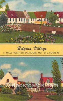 Belgian Village