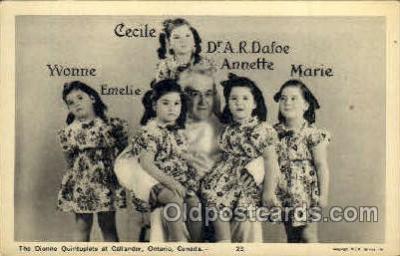 Dionne Quintuplets