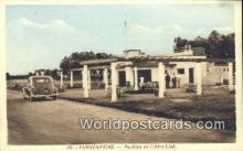 TR00007 - Constantine, Pavillion de L'Aero-club Turkey Postcard Post Card, Kart Postal, Carte Postale, Postkarte, Country Old Vintage Antique