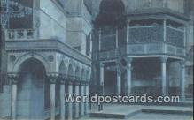 TR00021 - S.te Sophie La Galerie Imperial Constantinople, Turkey Postcard Post Card, Kart Postal, Carte Postale, Postkarte, Country Old Vintage Antique