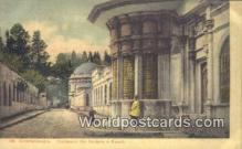 TR00024 - Tombeaux des Sultans a Eyoub Constantinople, Turkey Postcard Post Card, Kart Postal, Carte Postale, Postkarte, Country Old Vintage Antique
