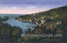 TR00025 - Lies des Princes, Prinkipo Constantinople, Turkey Postcard Post Card, Kart Postal, Carte Postale, Postkarte, Country Old Vintage Antique