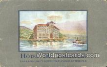 TR00045 - Hotel M. Tokatlian, Therapia (Haut-Bosphore) Constantinople, Turkey Postcard Post Card, Kart Postal, Carte Postale, Postkarte, Country Old Vintage Antique