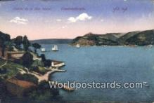 TR00056 - Entrée de la Mer Moire Constantinople, Turkey Postcard Post Card, Kart Postal, Carte Postale, Postkarte, Country Old Vintage Antique