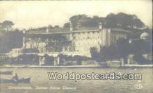 TR00095 - Real Photo - Summer Palace, Therapia Constantinople, Turkey Postcard Post Card, Kart Postal, Carte Postale, Postkarte, Country Old Vintage Antique