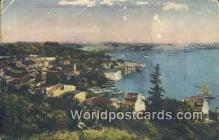TR00097 - Bospyore Constantinople, Turkey Postcard Post Card, Kart Postal, Carte Postale, Postkarte, Country Old Vintage Antique