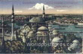 TR00098 - Mosquee Suleymanie et la Corner d