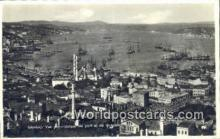 TR00113 - Vue du Port et du Bosphore Istanbul, Turkey Postcard Post Card, Kart Postal, Carte Postale,   Country Old Vintage Antique