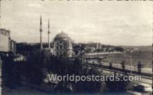 TR00122 - Dolma Sagtche Istanbul, Turkey Postcard Post Card, Kart Postal, Carte Postale, Postkarte Country Old Vintage Antique