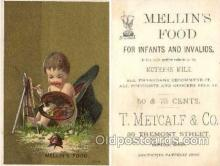 tc000234 - Mellin's Food  --  approx size inches =  3 x 4.25