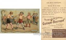 tc000249 - Guerin Boutron   ---   approx size inches =  2.5 x 4.25