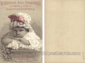Horsford Acid Phosphate, Providence RI, USA