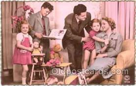 ted002053 - Teddy Bear Bears Postcard Postcards