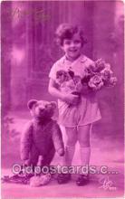 ted002074 - Teddy Bear Bears Postcard Postcards