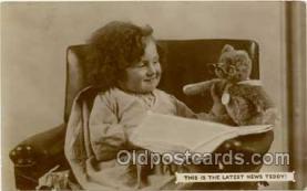 ted002079 - Teddy Bear Bears Postcard Postcards