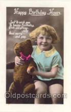ted002138 - Teddy Bear Bears Postcard Postcards