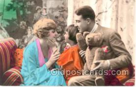 ted002198 - Teddy Bear Bears Postcard Postcards