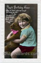 ted002280 - Teddy Bear Bears Postcard Postcards
