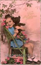 ted002286 - Teddy Bear Bears Postcard Postcards