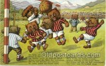 ted003030 - Teddy Bear Bears Postcard Postcards