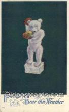 ted004028 - Artist Twelvetrees, Bear Postcard Bears, tragen postkarten, sopportare cartoline, soportar tarjetas postales, suportar cartões postais