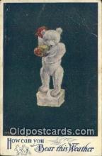 ted004029 - Artist Twelvetrees, Bear Postcard Bears, tragen postkarten, sopportare cartoline, soportar tarjetas postales, suportar cartões postais